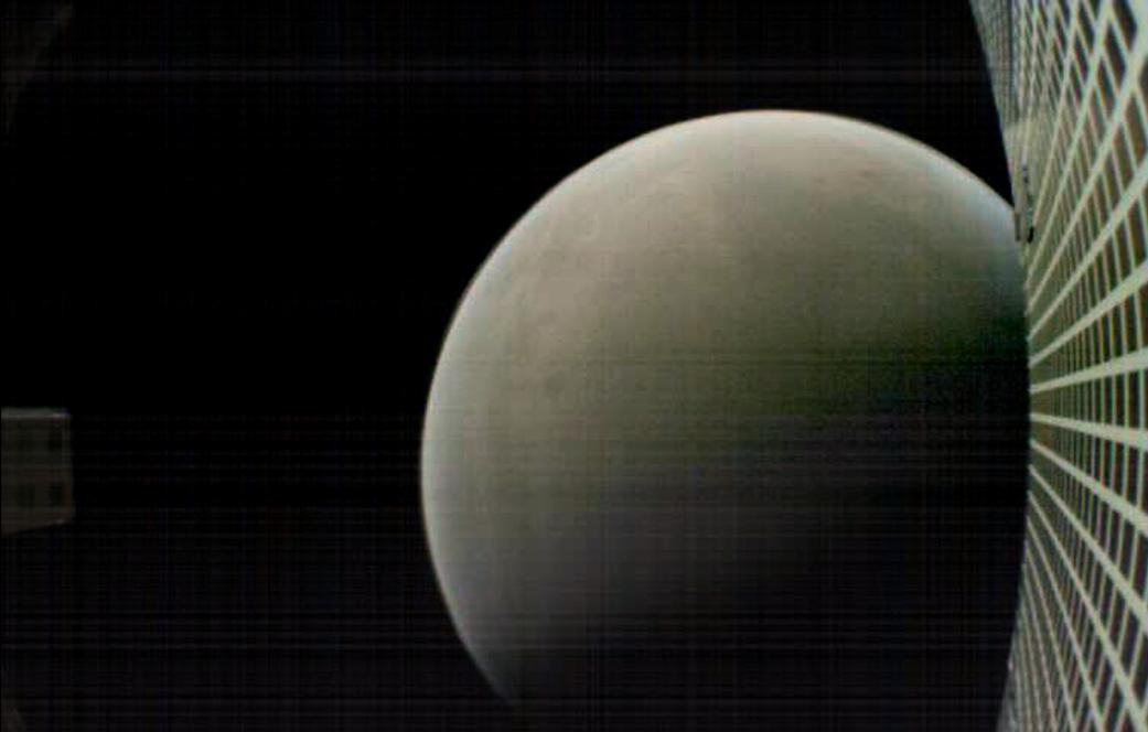 Los CubeSats MarCO Fotografían Marte