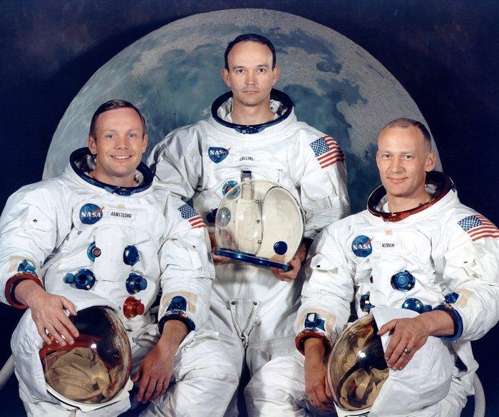 tripulación del Apolo 11