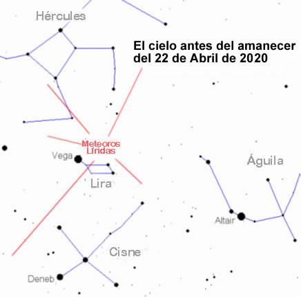 mapa observación liridas 2021
