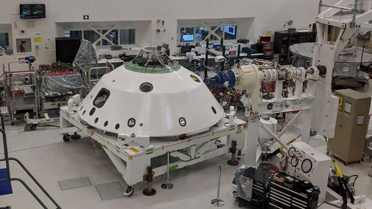 Continúan las Pruebas Para el Rover de la Misión Mars 2020