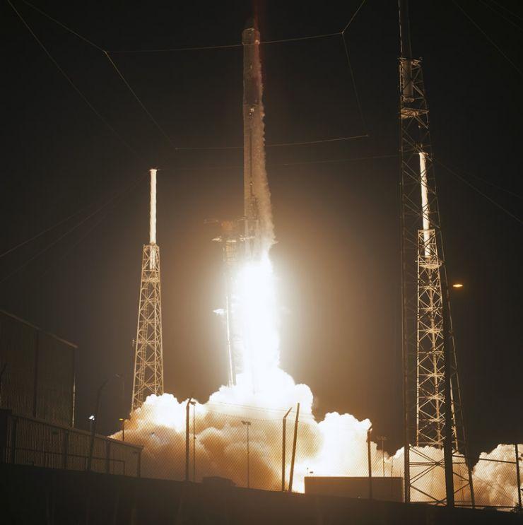 Una Nueva Nave de Carga Será Lanzada a la ISS el 4 de Diciembre