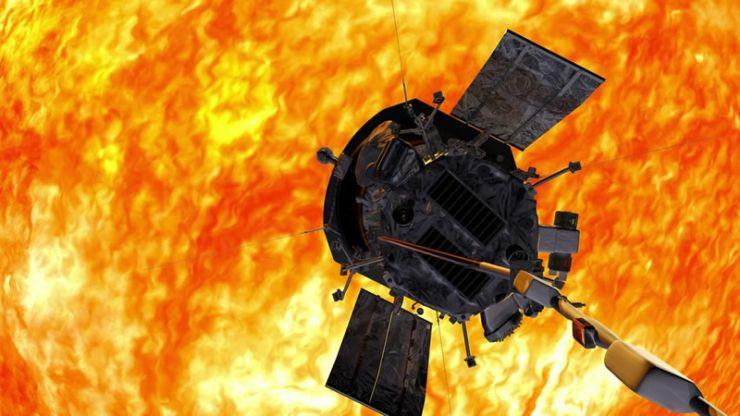 La Sonda Espacial Parker Solar Realiza su Segundo Máximo Acercamiento al Sol