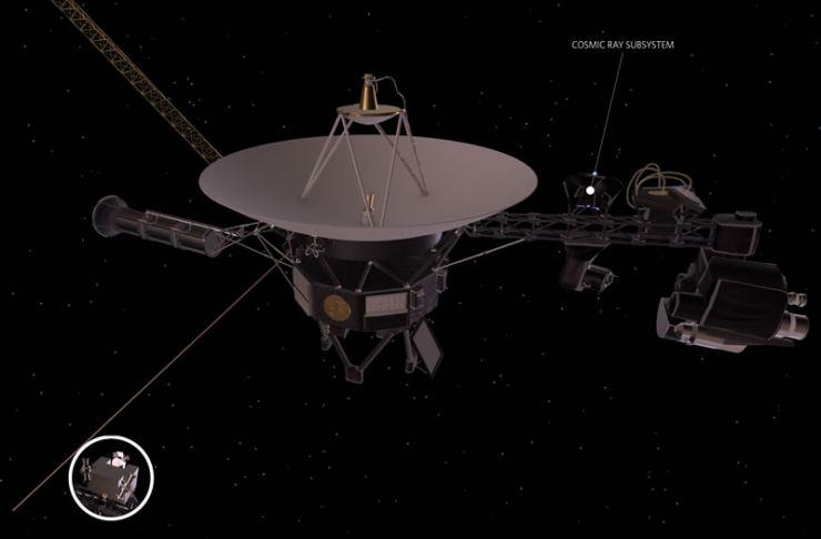 La NASA Elabora un Nuevo Plan Para Conservar las Naves Voyager